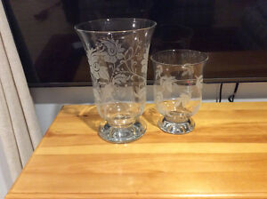 Two huge Villeray & Bosch vases (150$ value)