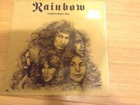 Very very rare Rainbow Vinyl