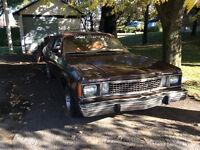 1980 Plymouth Autre Coupé (2 portes)