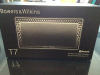 Bowers and Wilkins Bluetooth Speaker