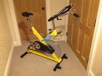LeMond RevMaster spinning bike
