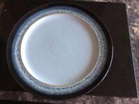 denby halo dinner plates