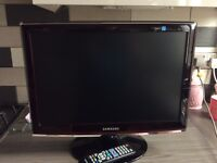 """Samsung SyncMaster T200HD - LCD TV and monitor - 20"""""""