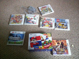 New 3ds mario edition with alot of games