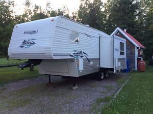 Caravane a sellette Lac-Saint-Jean Saguenay-Lac-Saint-Jean image 2