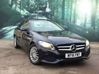 2016 Mercedes-Benz C-CLASS 2.1 C220 D SE 4d 170 BHP Saloon Diesel Manual