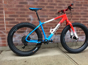 Used large 2017 salsa beargrease