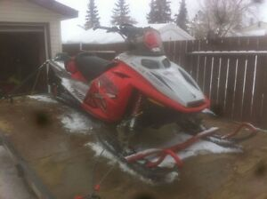 2006 Skidoo summit X Rebuilt engine