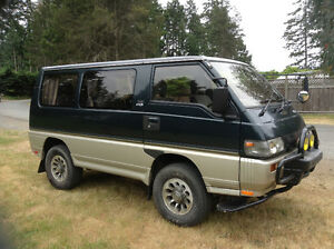 1992 Mitsubishi Other Delica Exceed Wagon