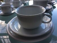Thomas Trend Weiss cups, saucers, plates