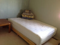 WEM furnished bedroom for short term rent