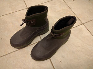 Muck Boot - Green - Size 7 / 7.5 (Rubber boots)