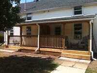 Decks, Fences, Gates and Porches