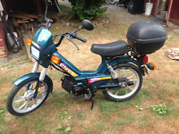 Tomos scooter