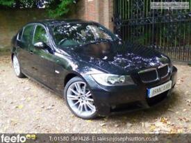 BMW 3 SERIES 325I M SPORT 2008 Petrol Automatic in Black