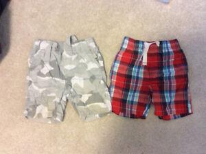 Carters, Oshkosh, Old Navy shorts, shirt