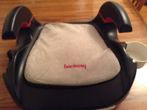 Harmony siege d'appoint auto - car booster seat