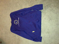 Purple Livestrong Sweater