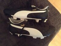 Puma football boot moulds