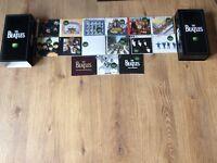 Box set of 13 Beatles cd's unplayed