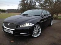 Jaguar XJ Series 3.0TD auto XJ Portfolio 2011, EVERY TOY, STUNNING CAR FSH