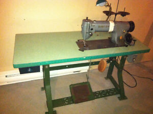 SINGER INDUSTRIAL SEWING MACHINE