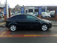 Ford Focus 1.6TDCi ( DPF ) 2006MY Zetec Climate 12 months mot clean car for year