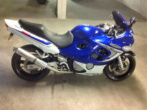 2006 SUZUKI GSX 600 KATANA - MINT CONDITION -REDUCED AGAIN