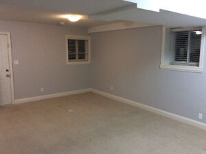 Spacious Basement Suite in Clayton Heights
