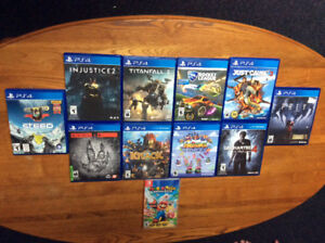 PS4. Video game