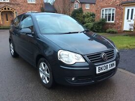 2008 VW Polo 1.4 Match 3 door - excellent condition