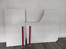 Adils/Linnmon Desk Combination