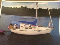 Ontario 32 Sailboat for sale