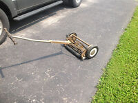"Vintage (1960's) ""Push"" Lawnmower"