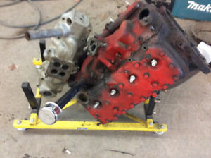 51 Ford Flathead V8 Motor and Parts