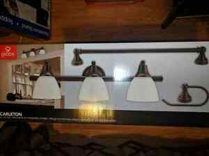 New ceiling lights and Bathroom light set Prices in Ad St. John's Newfoundland image 1