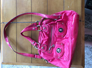 Assortment of women's bags including Espirit