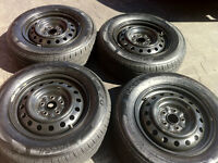 215/65/R16,Original Toyota Rims With Air Presser Sensor ,( NEW )