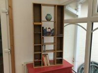 CD rack, bookcase, display unit by Tapley