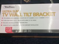 "BNIB TV wall mounting tv bracket for 37"" - 70"" screens"
