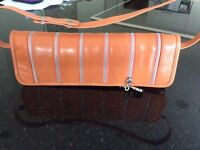 Suzy Smith leather handbag
