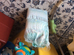 Pampers #4 diapers