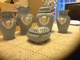 Set of vases