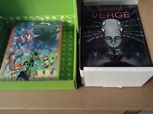 Axiom Verge & Freedom Planet from IndieBox