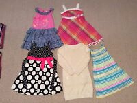 Girl clothing - size 5 lot of clothes - see all pictures