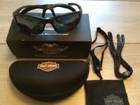 Harley Davidson Wiley X Brick polarised sunglasses