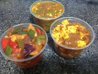 INDIAN HOMEMADE FOOD TOTALLY FRESH 16 oz ONLY $5