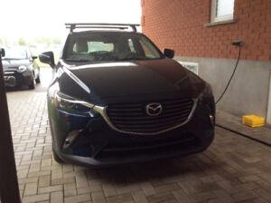 Mazda cx-3 2017, transfert de bail - 498.75$/ mois