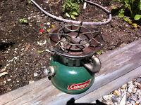 Vintage Coleman Sportster 502-700 Camp stove