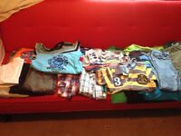 HUGE bundle Boys clothes Aged 7-8.